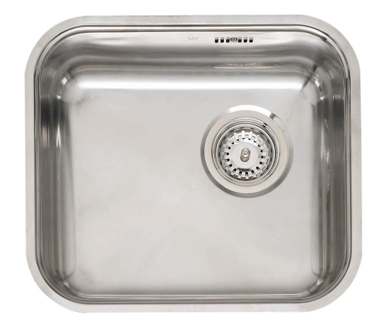 spoelbak, spoelbakken, gootsteen, tegelbakken, tegeltjesbak, sink, kraan # Wasbak Reginox_120204
